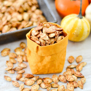 Cinnamon Sugar Pumpkin Seeds Recipes
