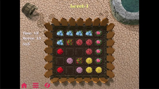 Flower Free: Match and Compare Puzzle Garden - náhled