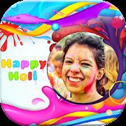 Happy Holi Photo Frames