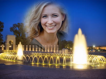 Water Fountain Photo Frames Maker - náhled