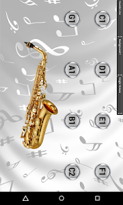Virtual Saxophone screenshot 0
