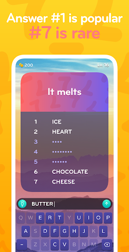 Top 7 - family word game 0.7.2 screenshots 2