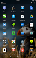 Screenshot of Lucid Launcher