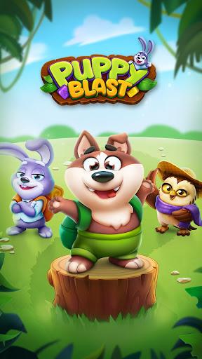 Puppy Blastu2122ufe0f - pets puzzle adventure 1.0.37.340 screenshots 5