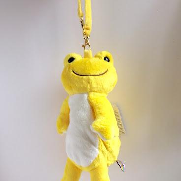 Pickles 虹色系列青蛙筆袋