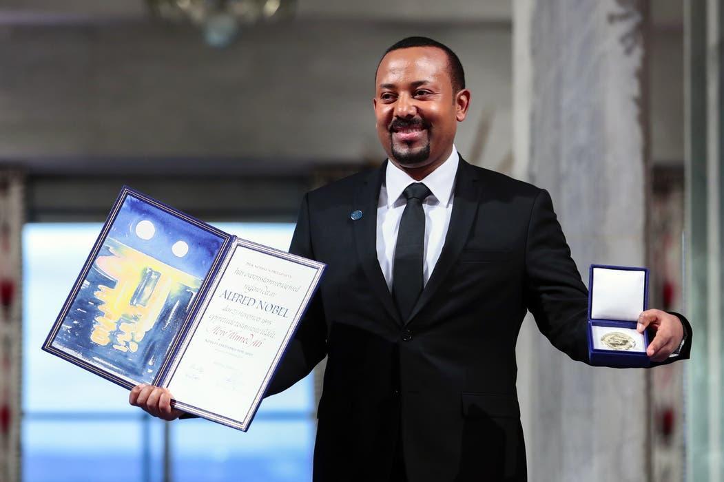 Äthiopiens Regierungschef Abiy Ahmed wurde für seine Annäherungsbemühungen gegenüber Eritrea 2019 mit dem Friedensnobelpreis ausgezeichnet.