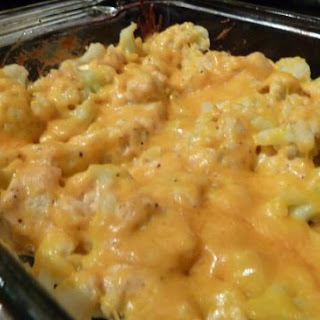 Cauliflower Cheese Casserole Recipes