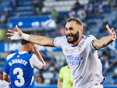 Lyon rend homme à Karim Benzema