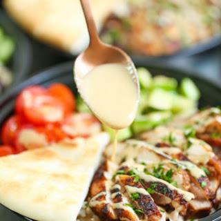 Chicken Shawarma Meal Prep Recipe