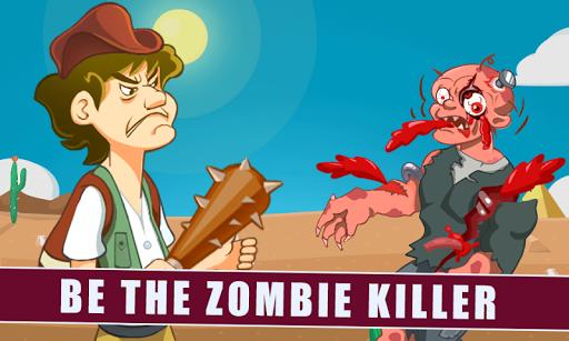 Kill The Stickman Zombie