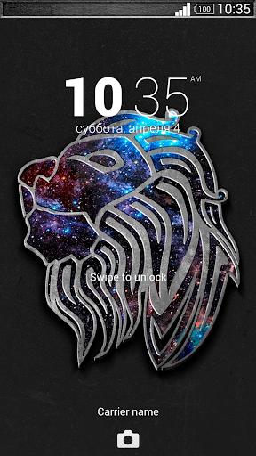Zodiac Theme - Leo