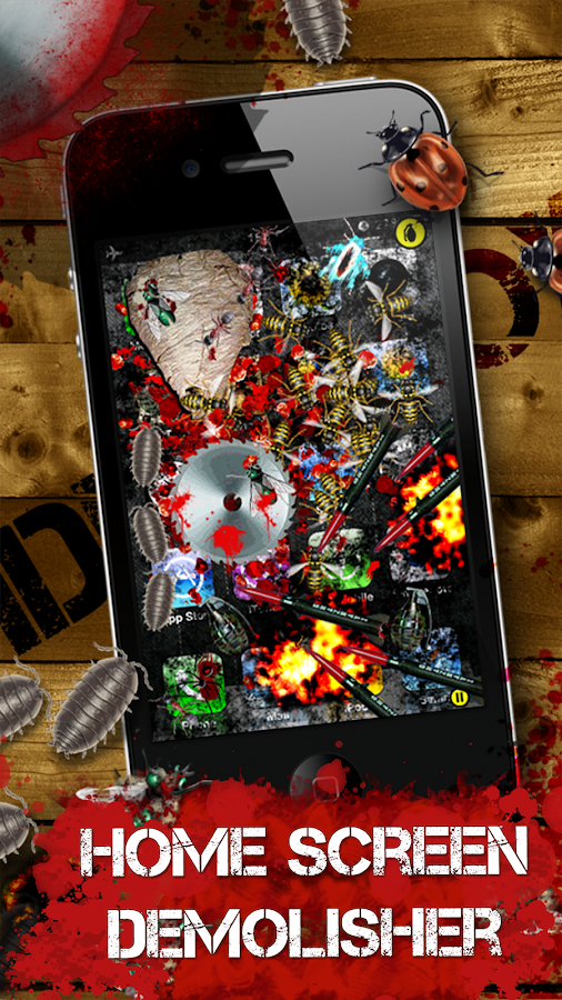 iDestroy War  Ant & Bug Killer- screenshot