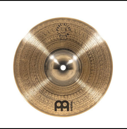 "10"" Meinl Pure Alloy Custom Splash - PAC10S"