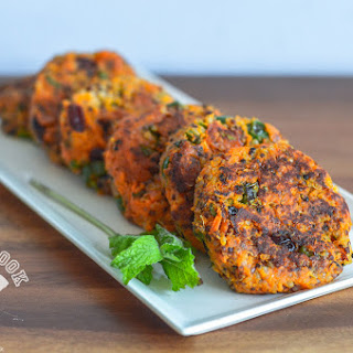 Sweet Potato & Quinoa Patties Recipe