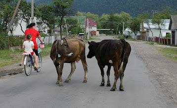 Photo: v  Koločavě http://www.turistika.cz/rady/kolocava-nejen-cetnicka-stanice-uzhorod-viskovo-zakarpatska-ukrajina