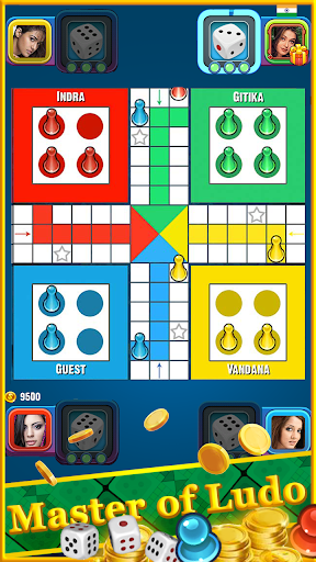 Ludo Master - New Ludo Game 2019 For Free  captures d'écran 1