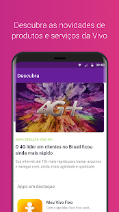 App Meu Vivo Móvel APK for Windows Phone