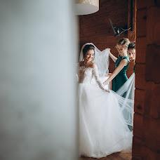Wedding photographer Olga Vinogradova (OlgaSummer). Photo of 05.10.2018