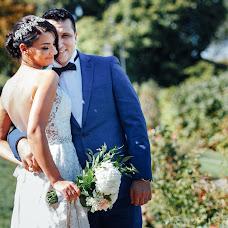 Wedding photographer Anna Rotaru (Nash07h). Photo of 01.10.2017