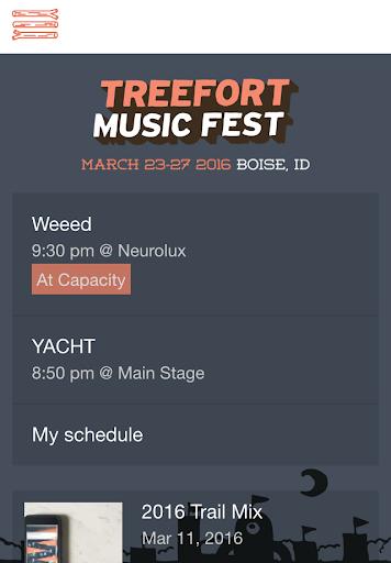 玩音樂App|Treefort Music Fest免費|APP試玩