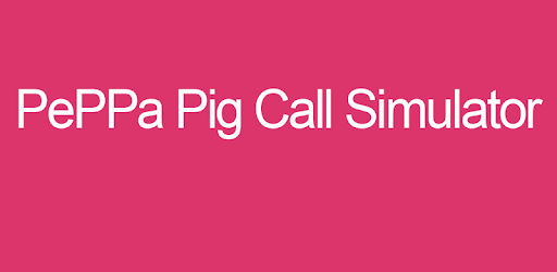 Call Simulator For Pepa Pig app (apk) free download for Android/PC/Windows screenshot