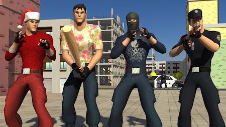Real Gangster Christmas Crime 1.5 screenshot 905786