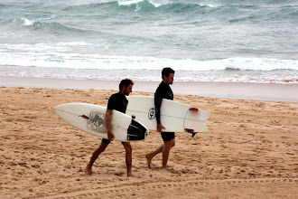 Photo: Year 2 Day 229 - Surfers at Manly