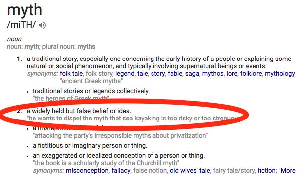 Myth definition