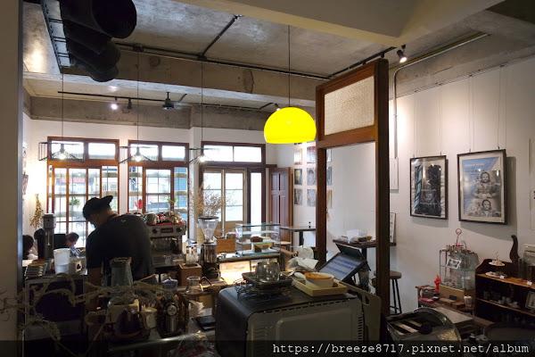 Mimico Café 秘密客咖啡館|老宅光景秘密時光