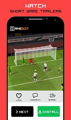 GameGif Game trailers & videos - screenshot