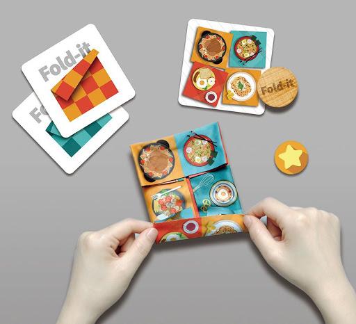 フォールドイット(Fold-it):ゲーム概要