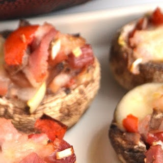 Bacon Mushrooms Peppers Recipes