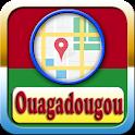 Ouagadougou City Maps and Direction icon