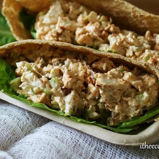 Chipotle Chicken Salad Pockets Recipe