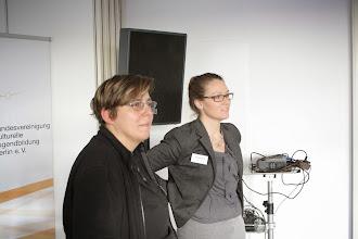 Photo: Die Gastgeberinnen