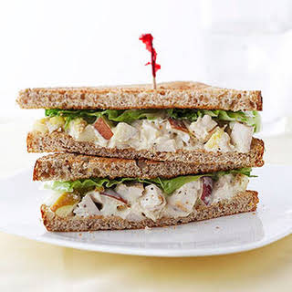 Chicken Salad Sandwiches.