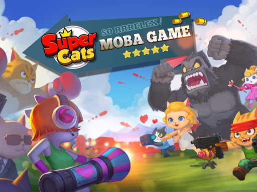 Super Cats screenshot 1