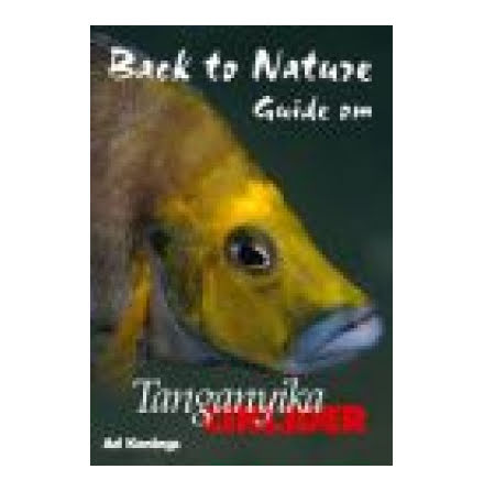 Guide om Tanganyikaciklider Back to Nature, A.Konings
