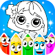 Coloring dolls. Apk