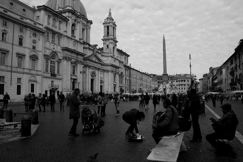 Musica a Piazza NavonaPia di Andrea F