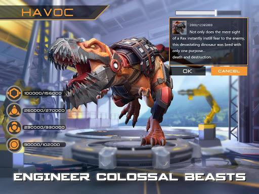 Dino War: Rise of Beasts 2.1.0 screenshots 4