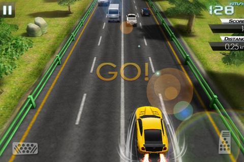 Mini Crazy Traffic Highway Race 1.2.16 screenshots 3
