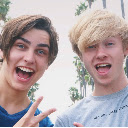 Sam and Colby New Tabs YouTuber HD Themes