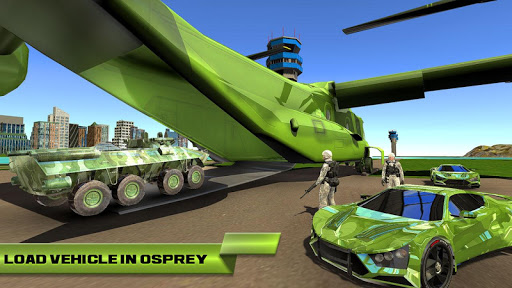 US Army Car Transport Cruise Ship Simulator 2020 apkdebit screenshots 5