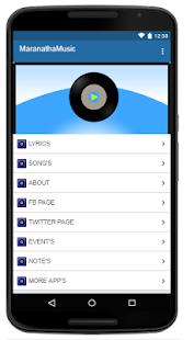 Maranatha! Music Music+Lyrics. - náhled
