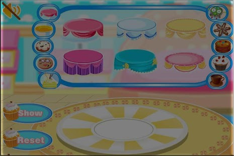 Table Decoration - Cooking Games - náhled