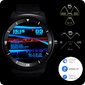 X-Ray Watchface Bones & Blood