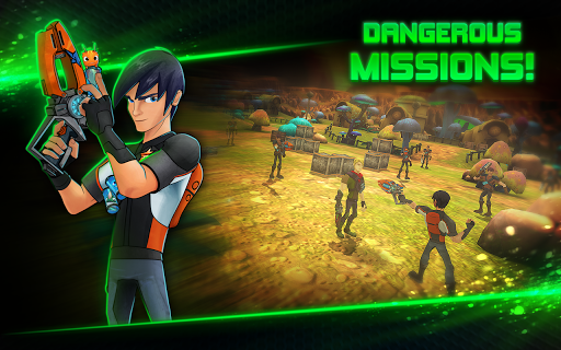 Slugterra: Dark Waters screenshot 19