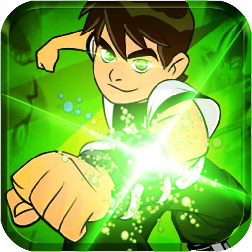 Little Boy Ben Hero Shooter - 10 Adventure Maps