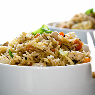 Onion Chili Fried Rice Recipes